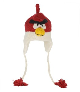 Flying Angry Bird czapka